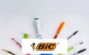 Vente privée BIC sur BazarChic