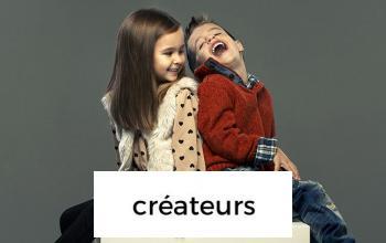 Vente privée CREATEURS KIDS sur BazarChic