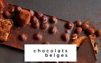 Vente privée CHOCOLATS BELGES sur BazarChic