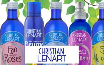 Vente privée CHRISTIAN LENART sur Beauté Privée