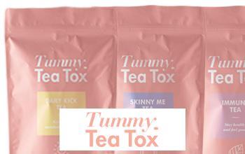 Vente privée TUMMY TEA TOX sur Beauté Privée