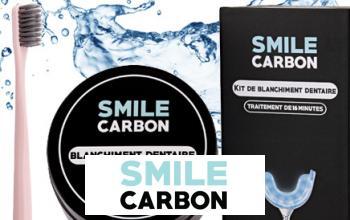 Vente privée SMILE CARBON sur Beauté Privée