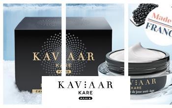 KAVIAAR KARE à prix discount sur BEAUTÉ PRIVÉE