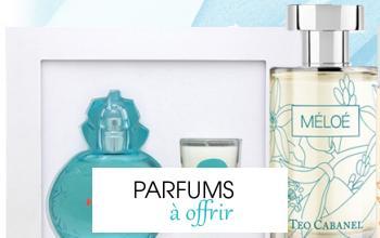 Vente privée PARFUMS A OFFRIR sur Beauté Privée