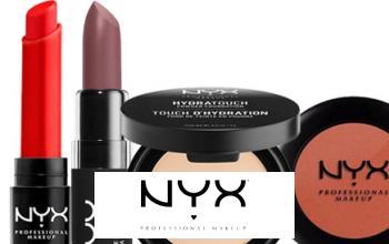 Vente privée NYX sur Beauté Privée
