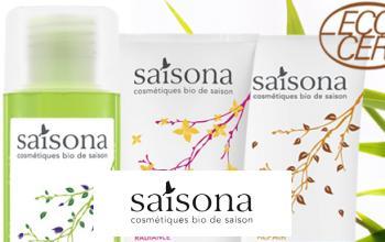 Vente privée SAISONA sur Beauté Privée