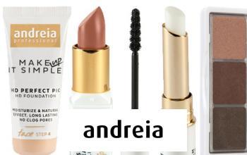 Vente privée ANDREIA MAKE-UP sur Beauté Privée