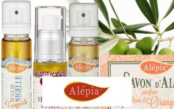 Vente privée ALEPIA sur Beauté Privée