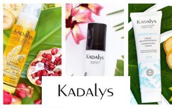 Vente privée KADALYS sur Beauté Privée