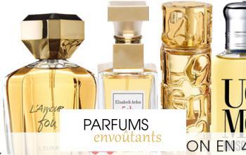 Vente privée PARFUMS ENVOUTANTS sur Beauté Privée