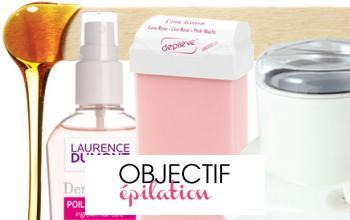 Vente privée OBJECTIF EPILATION sur Beauté Privée