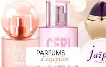 Vente privée PARFUMS D'EXCEPTION sur Beauté Privée