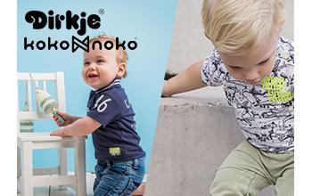 Vente privée DIRKJE - KOKO NOKO sur Bébé Boutik