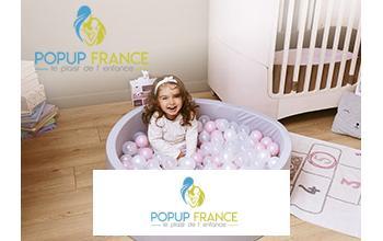 POPUP FRANCE en vente privée sur BÉBÉBOUTIK