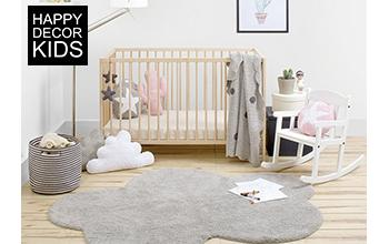 Vente privee HAPPY DECOR KIDS sur Bébé Boutik
