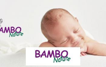 BAMBO NATURE en vente flash sur BÉBÉBOUTIK