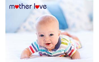 Vente privée MOTHER LOVE sur Bébé Boutik