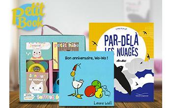 Vente privée PETIT BOOK sur Bébé Boutik