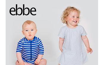 Vente privée EBBE sur Bébé Boutik