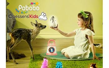 Vente privée PABOBO sur Bébé Boutik