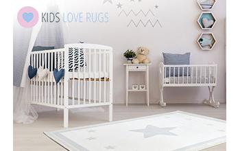 Vente privée KIDS LOVE RUGS sur Bébé Boutik