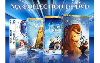 Vente privée DVD sur Bébé Boutik
