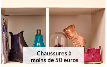 Vente privée CHAUSSURES A MOINS DE 50 EUROS sur Brandalley