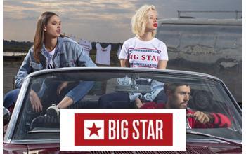 Vente privée BIG STAR sur Brandalley