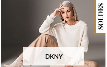 DKNY en vente flash sur BRANDALLEY