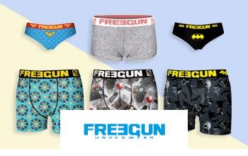 Vente privee FREEGUN sur Brandalley