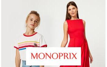 Vente privée MONOPRIX sur Brandalley