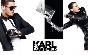 Vente privée KARL LAGERFELD sur Brandalley