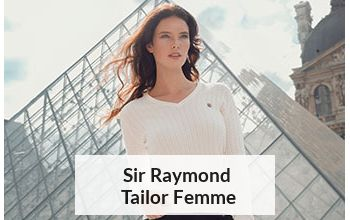 SIR RAYMOND TAILOR en vente flash sur BRANDALLEY