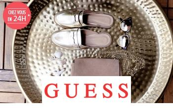 Vente privee GUESS sur Brandalley