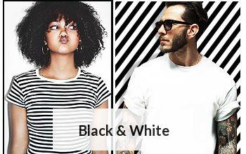 Vente privée BLACK WHITE sur Brandalley