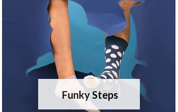 FUNKY STEPS en promo chez BRANDALLEY