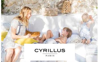 Vente privée CYRILLUS sur Brandalley