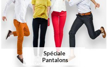 Vente privée PANTALONS sur Brandalley