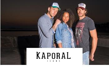 Vente privée KAPORAL sur Brandalley