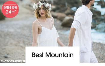 Vente privee BEST MOUNTAIN sur Brandalley
