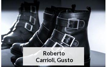 ROBERTO CARRIOLI en soldes sur BRANDALLEY