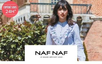 Vente privee NAF NAF sur Brandalley