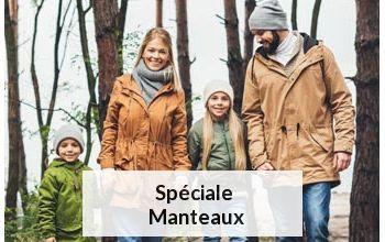 Vente privee MANTEAUX sur Brandalley