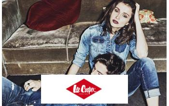 Vente privee LEE COOPER sur Brandalley