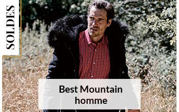 BEST MOUNTAIN en promo chez BRANDALLEY