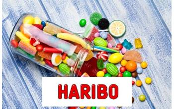 Vente privee HARIBO sur Brandalley