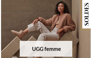UGG en vente flash sur BRANDALLEY