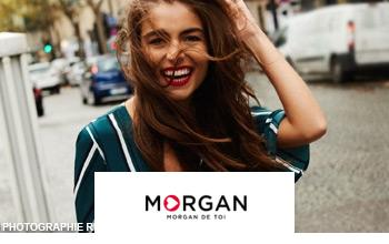 Vente privee MORGAN sur Brandalley