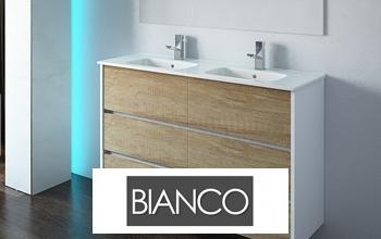 Vente privée BIANCO MEUBLES SALLE BAIN sur BricoPrive