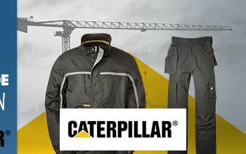 Vente privée CATERPILLAR sur BricoPrive